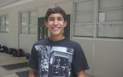Sharknado  ~Dylan Havilcek, 10th grade