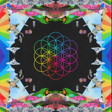 "Coldplay's new album will give you ""A Head Full of Dreams"""