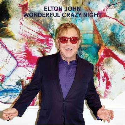 "Elton John's new album doesn't make for a ""Wonderful Crazy Night"""