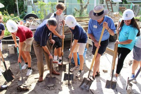 Recent Habitat groundbreaking hearkens back to the group's roots