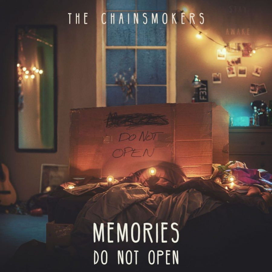 The+Chainsmokers+debut+album.