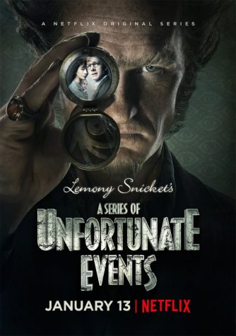 "Don't ""Look Away"" at this new ""Series of Unfortunate Events"" Netflix Show"