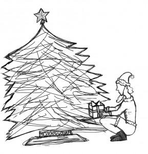 Parents shouldn't perpetuate belief in Christmas falsehoods