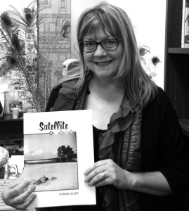 Lilley's creativity blooms: Susan Lilley discusses love poetry on a radio show and talks about her new book and Skylight magazine