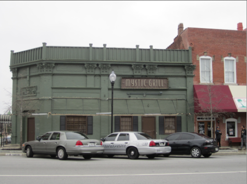 Free for a bite? The Vampire Diaries' infamous Mystic Grill will soon be an actual restaurant!