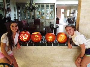 Taking a Stab at the Art of Pumpkin Carving: Celebrity Edition