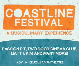 Not to be missed: Coastline Festival heats up the Sunshine State