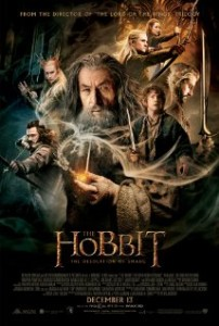 "Sheerios and Tolkeinists alike eagerly await ""The Hobbit: The Desolation of Smaug"""