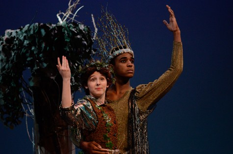 Shakespeare in Hollywood shines onstage