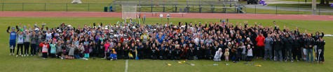 Trinity-hosted lacrosse day shows support for John Michael