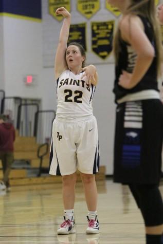 Girls Varsity Basketball team season recap