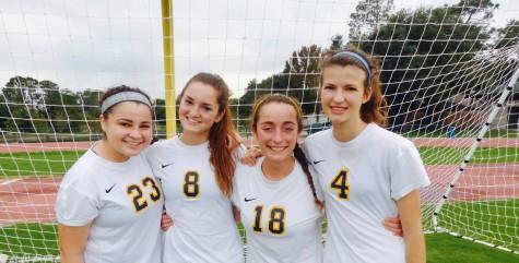 Girls Varsity Soccer Season Recap