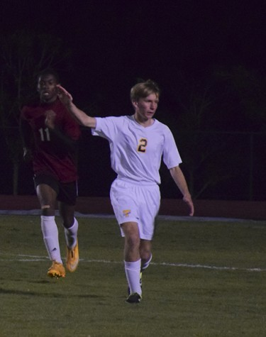 Boys Varsity Soccer Team season recap