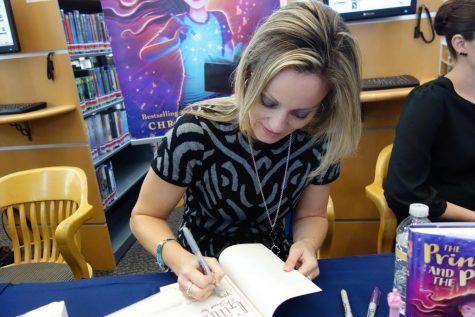 Second chapter opens for Author Fest