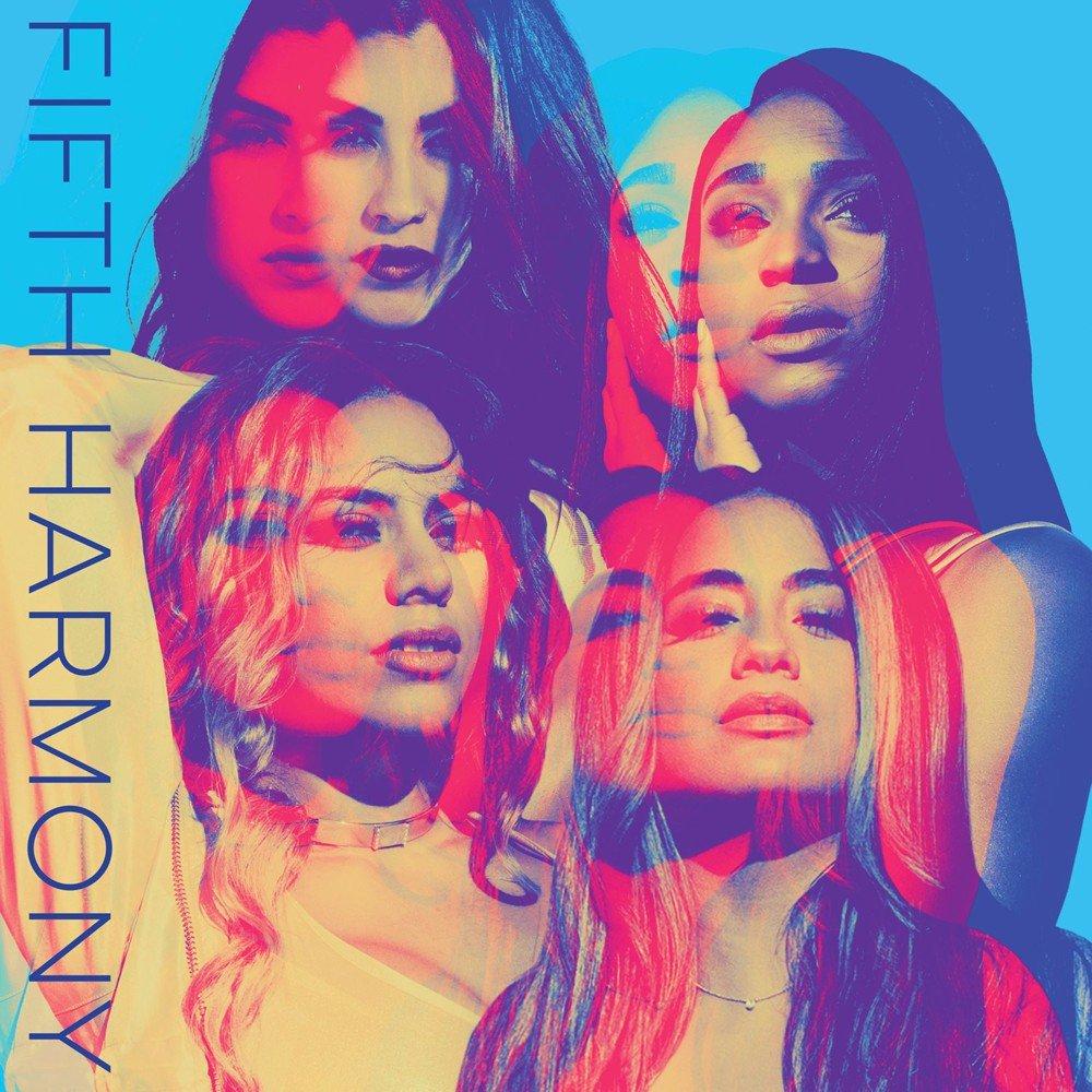 Cover of Fifth Harmony's new album.