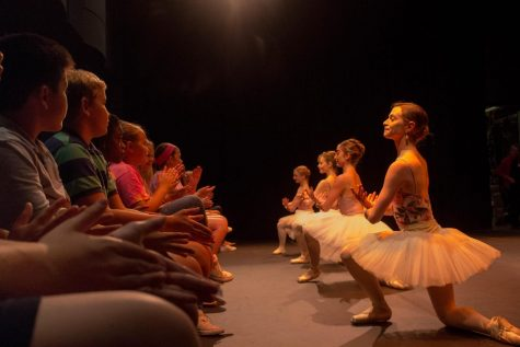 Orlando Ballet's exclusive performance paints Blackbox with elegance