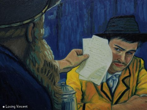 """Loving Vincent"": A one-of-a-kind work of art"