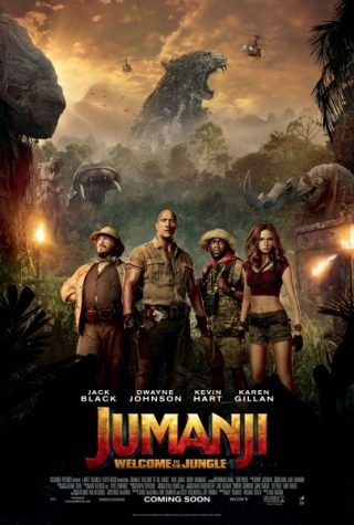 """Jumanji: Welcome to the Jungle"""