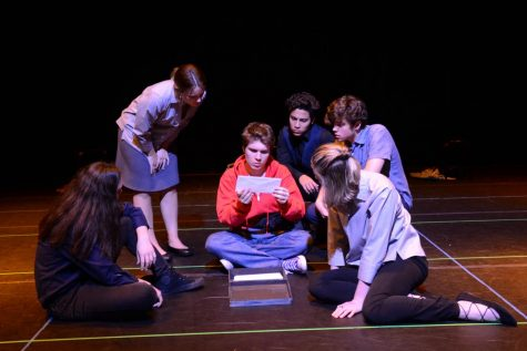 A Curious Production: The Curious Incident of the Dog in the Night-time