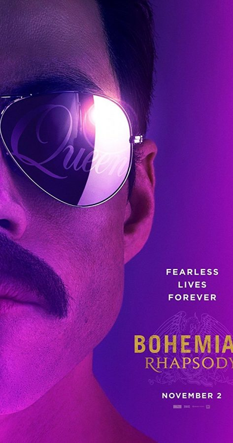 "Review of ""Bohemian Rhapsody"" movie"