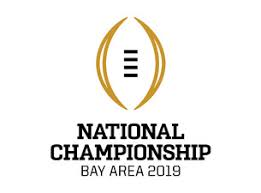 The logo for this year's CFP National Championship.