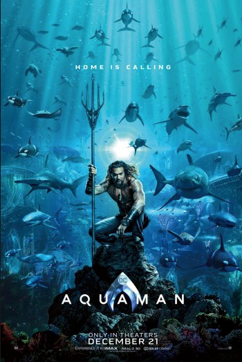 Aquaman: Some Films Stink, This One Sinks