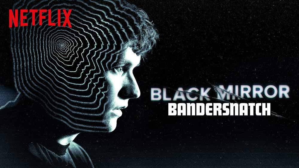 Netflix's cover art of Bandersnatch.