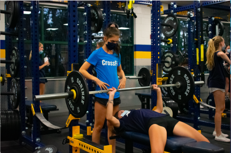 Girls Varsity Weightlifting Introduces New format For Meets