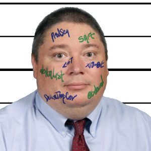 The Voice obtained a copy of Worcester's mugshot. Police found him covered in formulas, and detected traces of Expo marker in his blood.