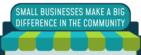 Small Businesses make a Big Difference in the Community