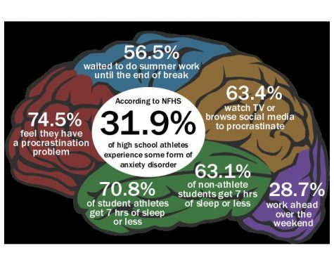Mental Health in Student Athletes